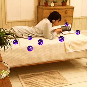 ハウスクリーニング福岡 寝具クリーニング