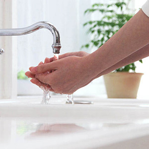 ハウスクリーニング福岡 洗面所クリーニング